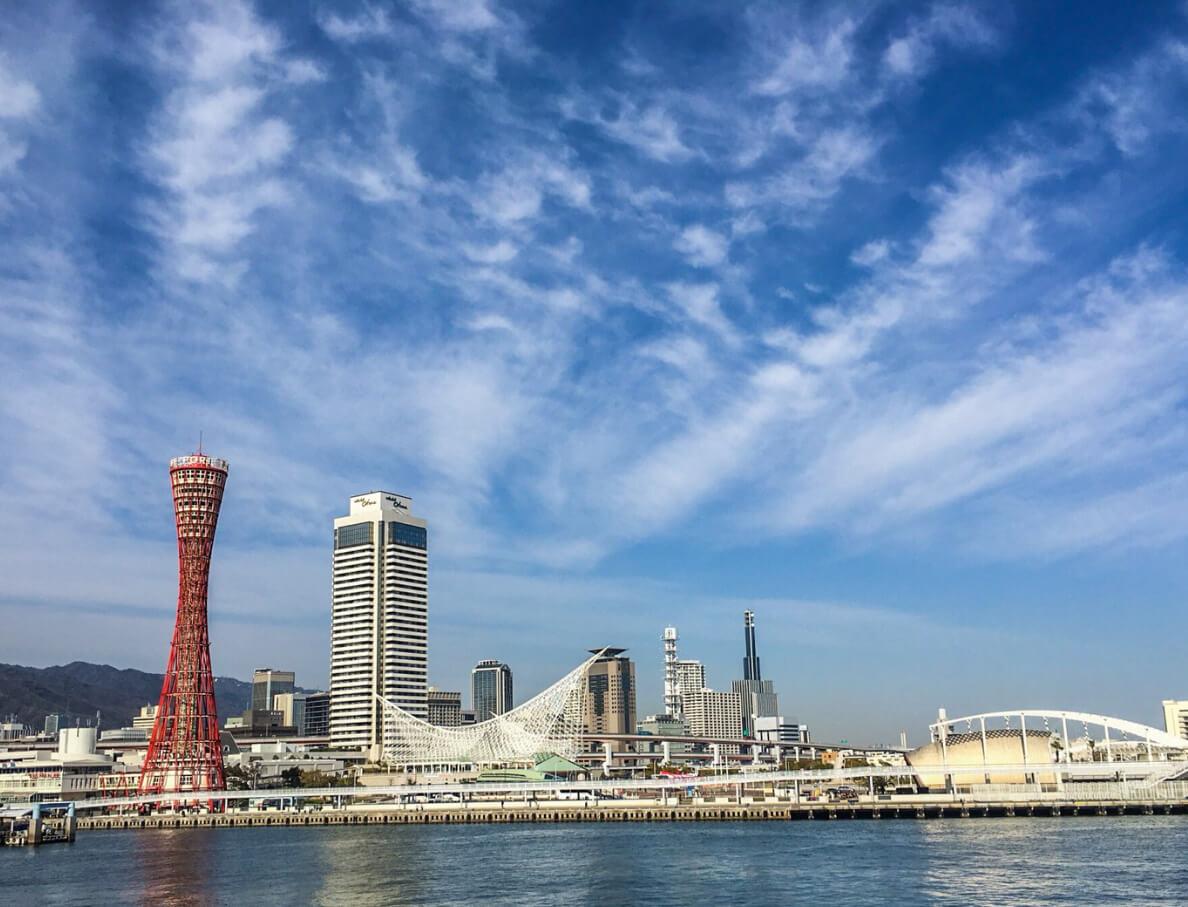 神戸で震災を経験した当時の話。