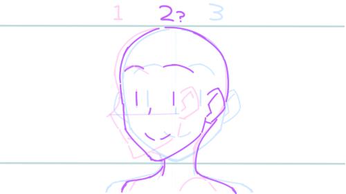 キャラクターが振り向くアニメの作り方